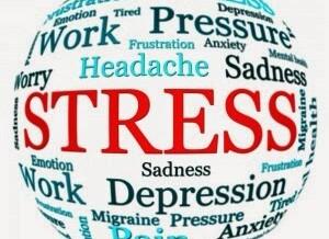 Stress Spreads Like Flu!