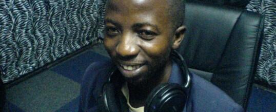 Adrian Mvula – Technical Manager Zambezi 107.7 fm