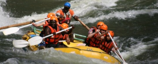 White Water Rafting – It's Back!
