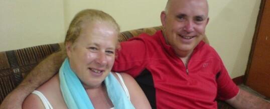 Mike and Anne Gough