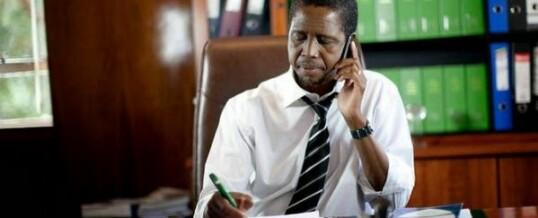Congratulations President Edgar Lungu