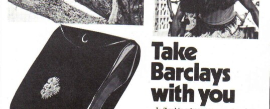 Take Barclays With You – When You Die!