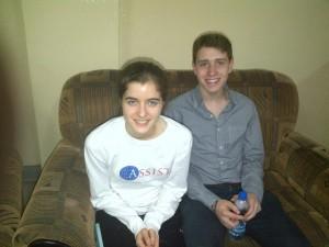 Ben Marrow & Alicia Alvarez