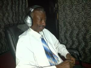 Dr Teddy Mulenga