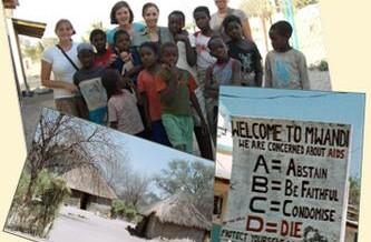 Volunteer Work At Mwandi Mission
