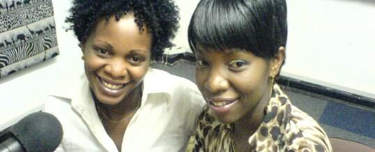 Ethel Mashawila & Shupiwe Mulenga