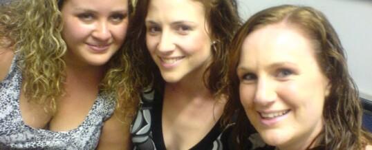 3 Lovely Ladies On 107.7 FM!