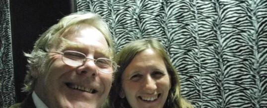 Peter & Gill Langmead on Zambezi 107.7 fm