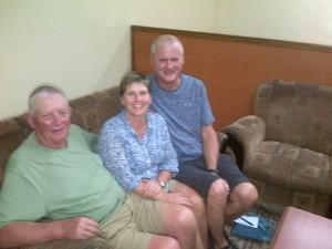 Heather & Doug Spackman & Bev Loney