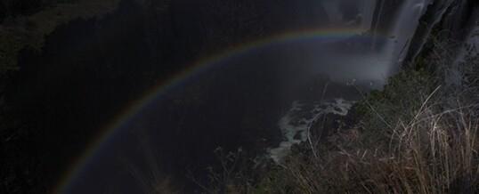 Lunar Rainbow – Victoria Falls – Tonight!