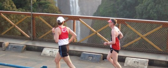 Victoria Falls Marathon 2009