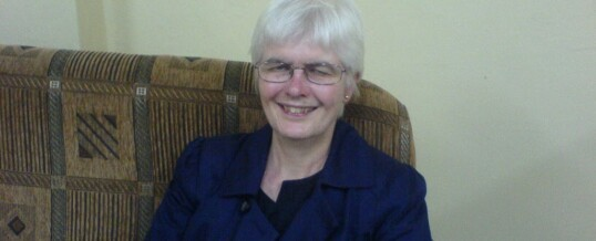 Dr Margaret Sherrat