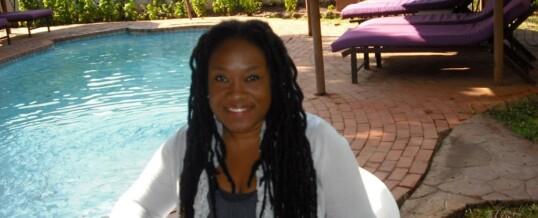 Michelle V Hall on Zambezi Radio