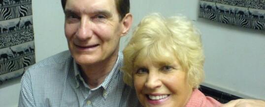 Neil McDonald & Joanne Stevens on 107.7 fm