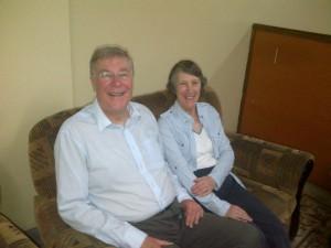 Peter & Frances Shaw