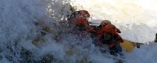 Wild White Water Rafting!