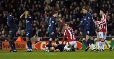 Aaron Ramsey's Smashed Leg