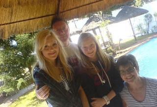 Richard Downey & Family