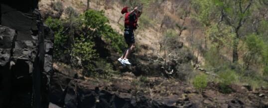 The Kwacha and The Jump