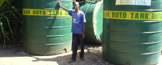 Livingstone Water Supply