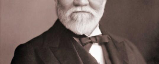 Losing Andrew Carnegie