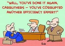 Efficiency Is Free by Seth Godin