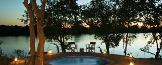 Lufupa River Camp